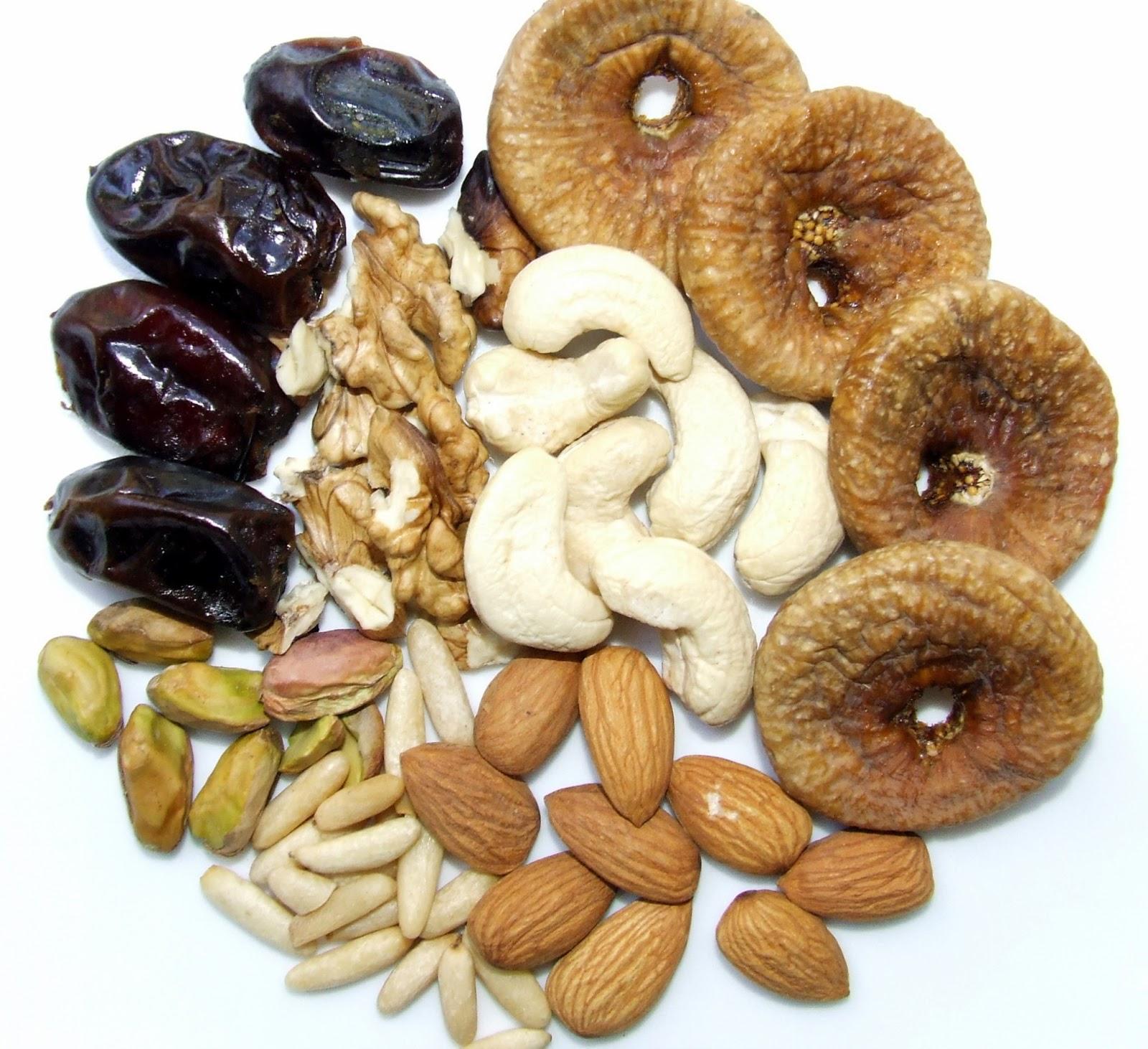 dry fruits for porridge